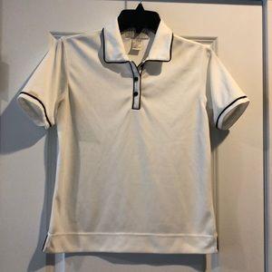 TEHAMA Nancy Haley Golf Polo Shirt